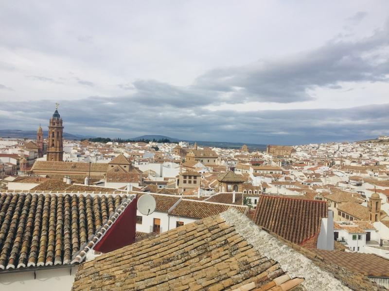La ville de Antequera