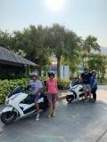 Départ pour la Mer d'Andaman