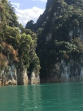 Le parc national de Khao Sok