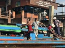 Passage en Birmanie
