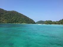 Les îles Surin