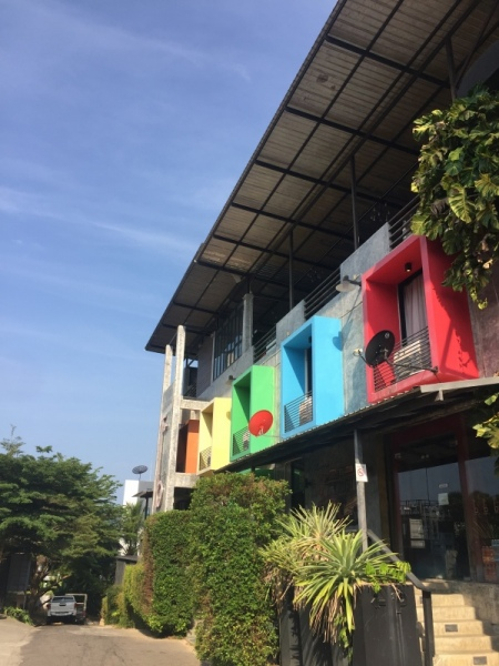 B Ranong Trend hotel
