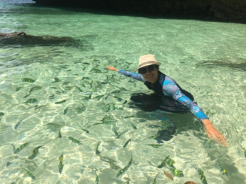 Snorkeling à AO-NANG