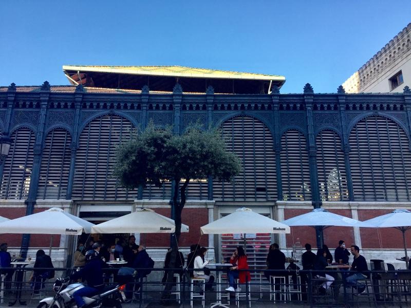 La Halle de Malaga