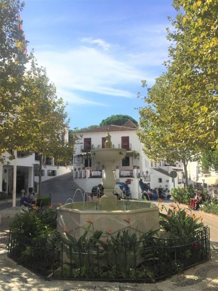 Le village blanc de Mijas