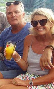 blog de voyage à scooter : Sylvie et Bruno