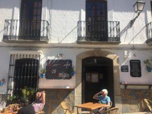 Andalousie-restau Los Amigos